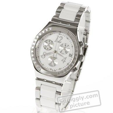 Reloj swatch mujer dreamwhite