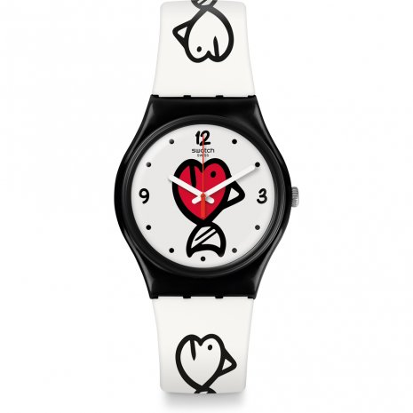 Swatch Fishy Fishy Reloj