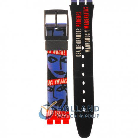 Swatch GB181 Sueno Madrileno Correa