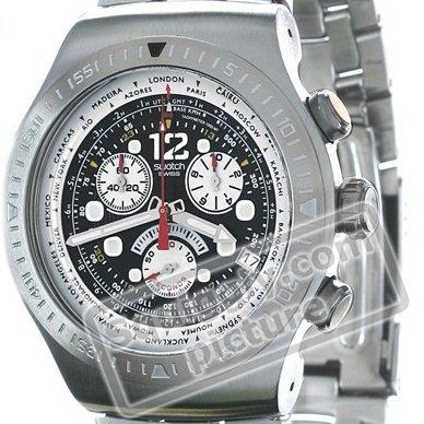 Irony Swatch Get Reloj es Yos414g Fly • Ean7610522282483 Reloj Black qzVpSUM