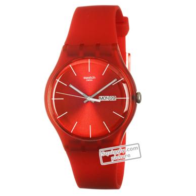 Suor701 Originales Red Reloj Ean7610522252615 Rebel Swatch • I7vYbg6fy