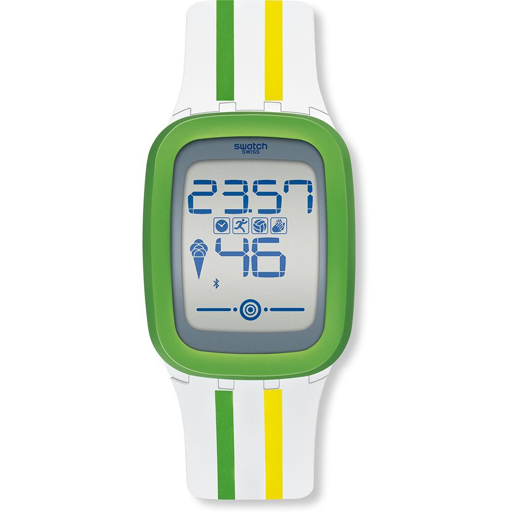 Ean7610522330771 es Suvw101 Reloj Reloj Stripezero Touch Swatch • hdtrsQC