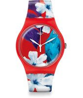 SUOR105 Surfing The Wave - Mister Parrot 41mm Reloj New Gent