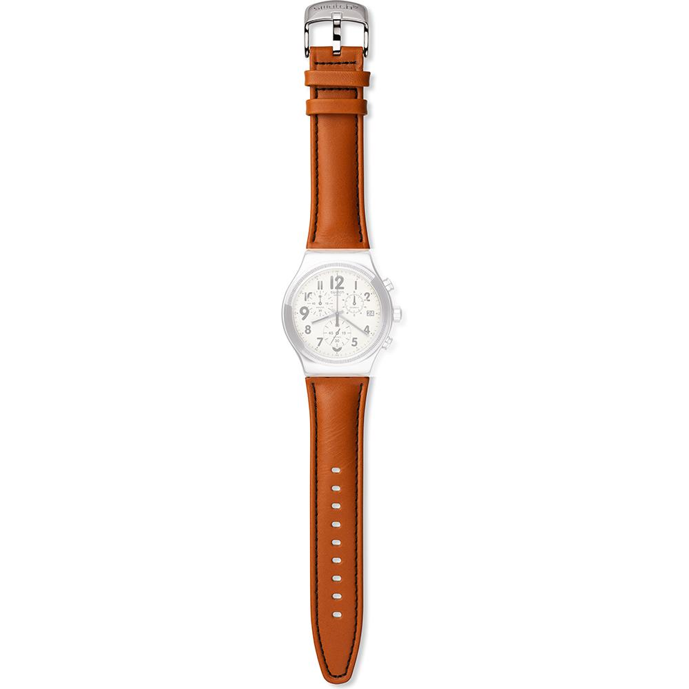 Reloj Ayvs408 Oficial Swatch Comerciante • es Leblon Correa IDHYWE92