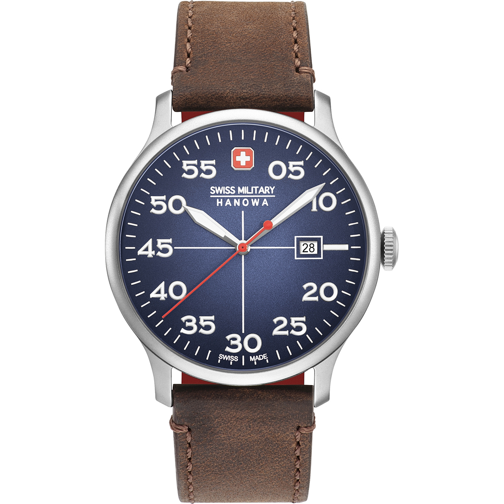 Duty Ean Military 06 Swiss Reloj • Hanowa 04 003 Active 4326 n0XOPk8w