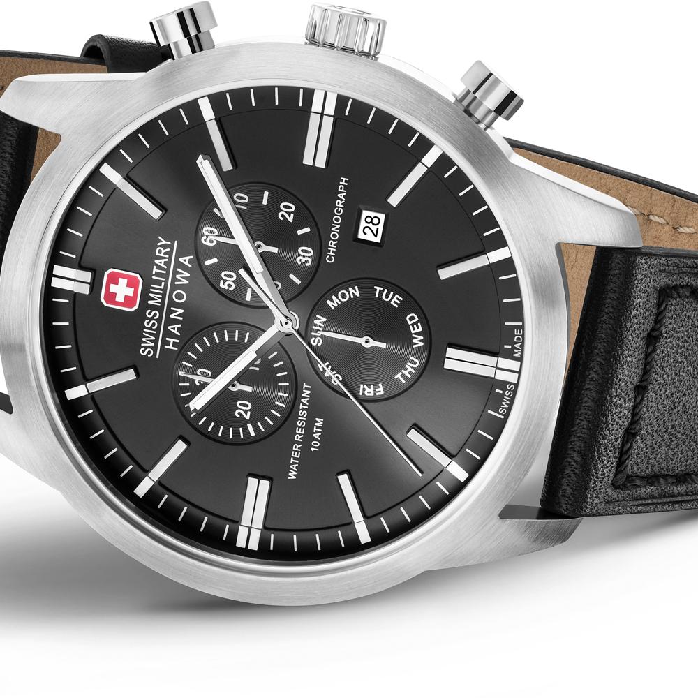 7aa522a72e56 Reloj Swiss Military Hanowa 06-4308.04.007 Chrono Classic • EAN ...