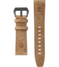 14811J Templeton 22mm Correa de piel marrón