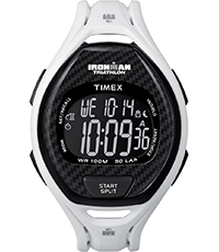 T5K339 Ironman Sleek 50 Full White 42mm