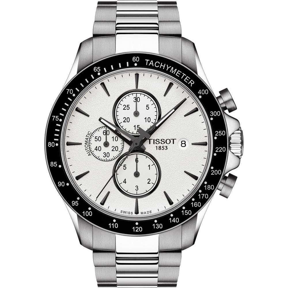 c380fb9a61f Reloj Tissot T-Sport T1064271103100 V8 Automatic Chronograph • EAN ...