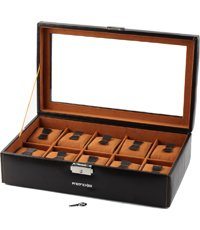 bond-10-Brown1 Watch storage box