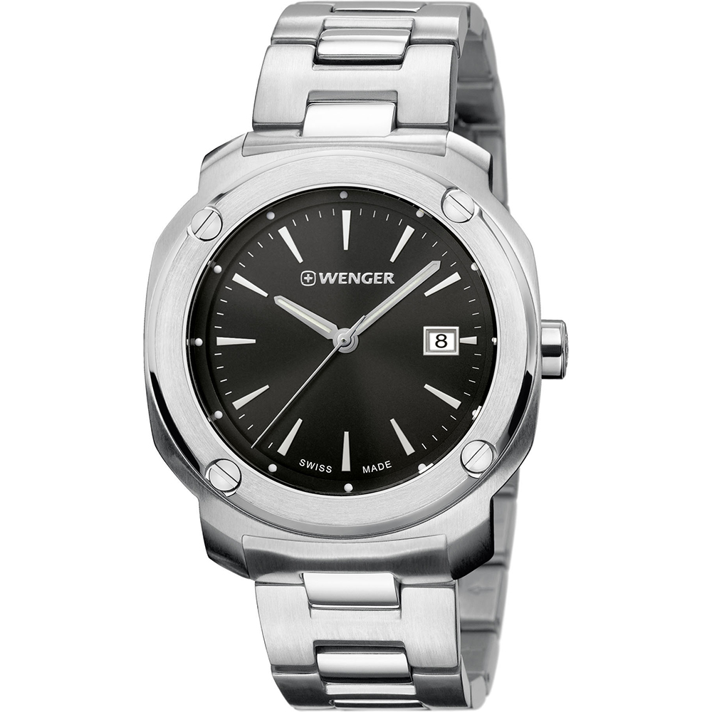 8568f93ef93c Reloj Wenger 01.1141.109 Edge Index • EAN  7612752951191 • Reloj.es